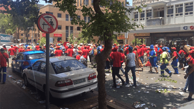 Dispute between Pikitup and Samwu heats up