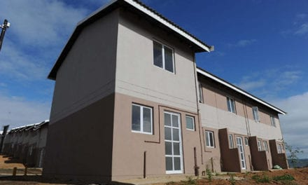 Durban families living in transit camp receive new homes