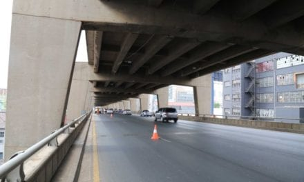 M1 double-decker bridge set for R82 million upgrade