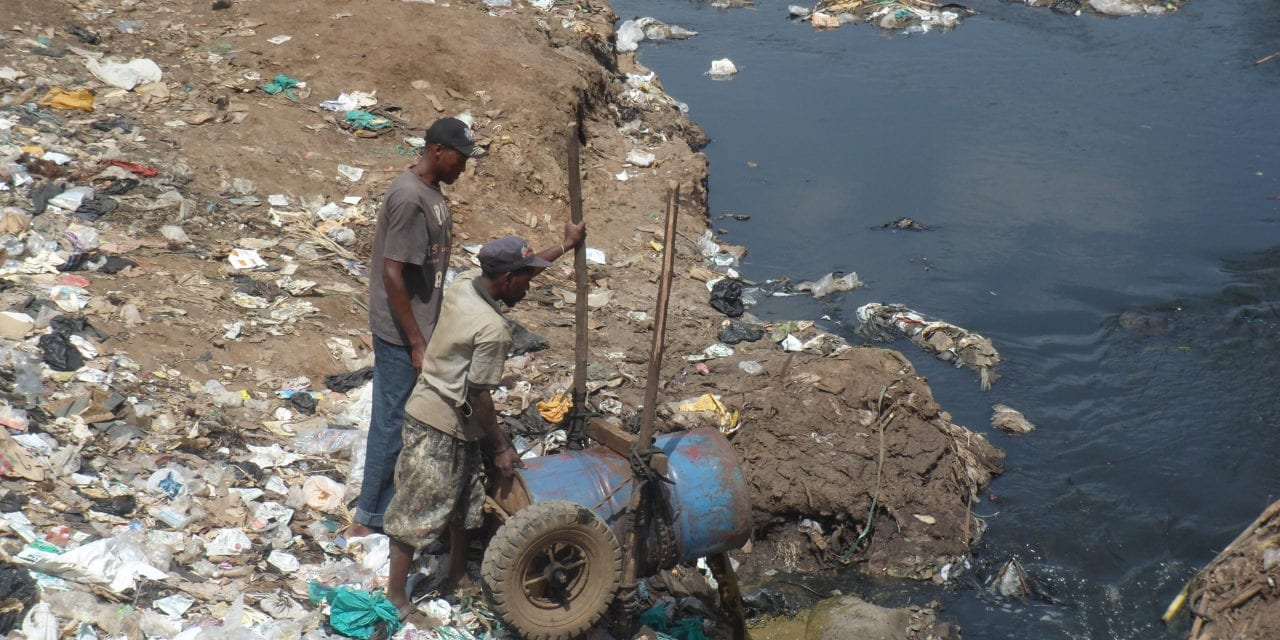 Water pollution – SA's biggest threat to water security