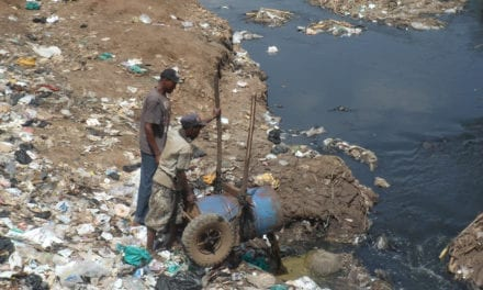 Africa's groundwater pollution problem
