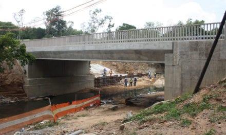 BRT extension gains moment with Sandpruit Bridge construction