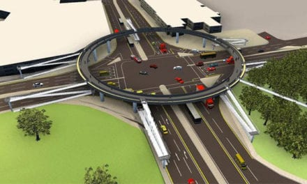 New pedestrian skywalk to boost safety for UJ students