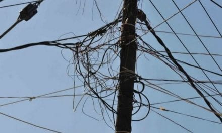 City clamps down on illegal power connections