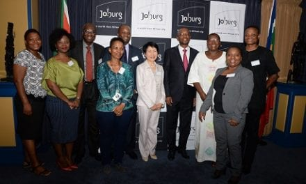 Global environment fund invests in COJ's Corridors of Freedom