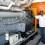 Kevin Ewers, maintenance manager, DPI Bellville generator room.