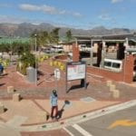 Nomzamo Public Transport Facility a model of sustainability