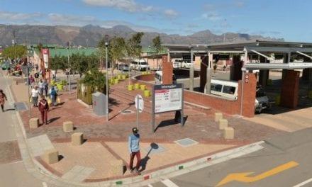 Nomzamo Public Transport Facility a model of sustainability