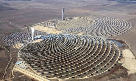 World's largest solar power plant comes online