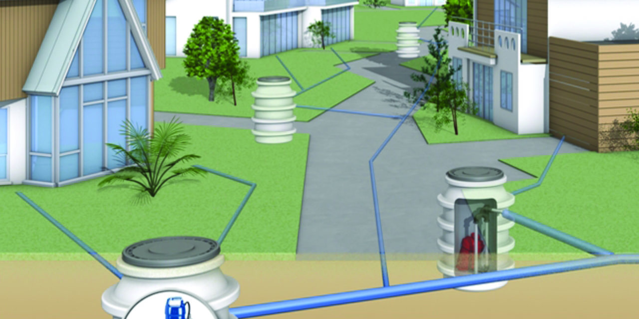 Viable solution to replace bucket system in rural areas