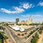 Sandton: Africa's green building epicentre