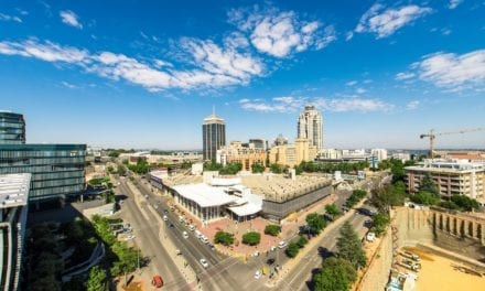 Sandton: Africa's green building epicentre