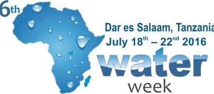 Tanzania to host 2016 Africa Water Week