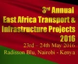 East Africa Transport & Infrastructure Projects 2016