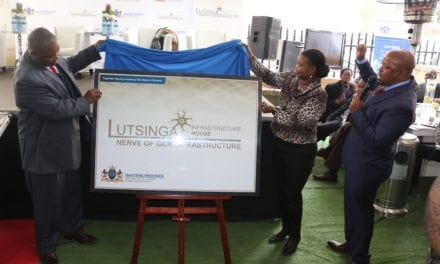 Smart technologies boost Gauteng infrastructure
