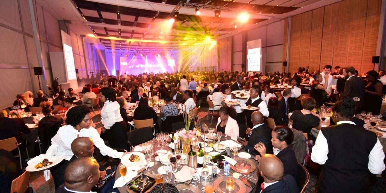 Winners of the African Utility Week Industry Awards