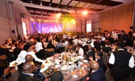 Winners of the African Utility Week Industry Awards