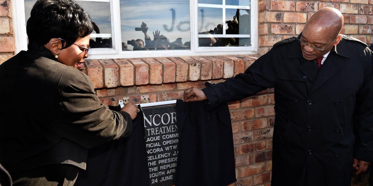 Zuma launches Ncorha WTW