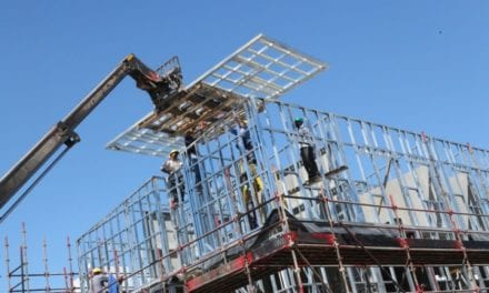 Green building to address climate change