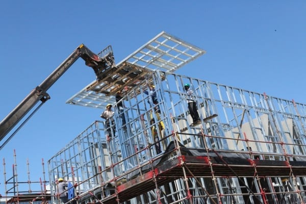 Challenging the notion of green building in South Africa