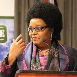 Molewa promises 'toxic justice'