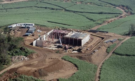 Northern Aqueduct project gaining momentum