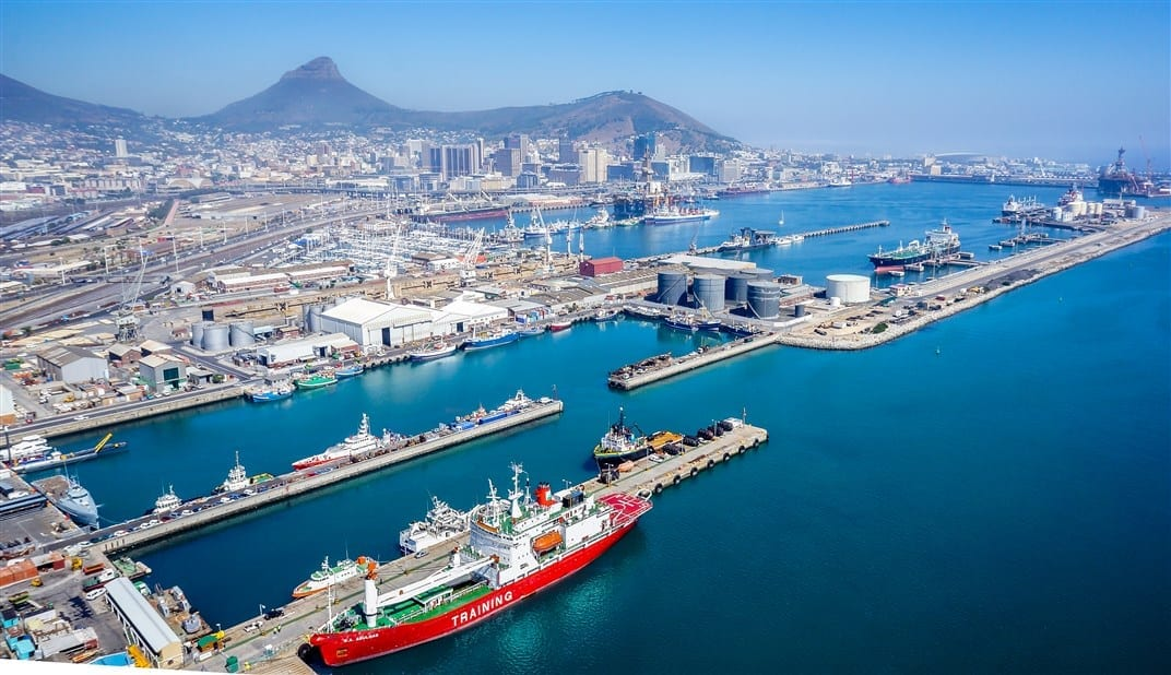 Transnet to spend R53.5 bn on ports