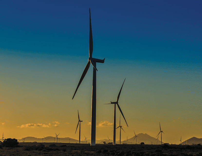 South Africa's push for renewables