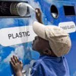 Plastic recycling is up, but it's not all good news