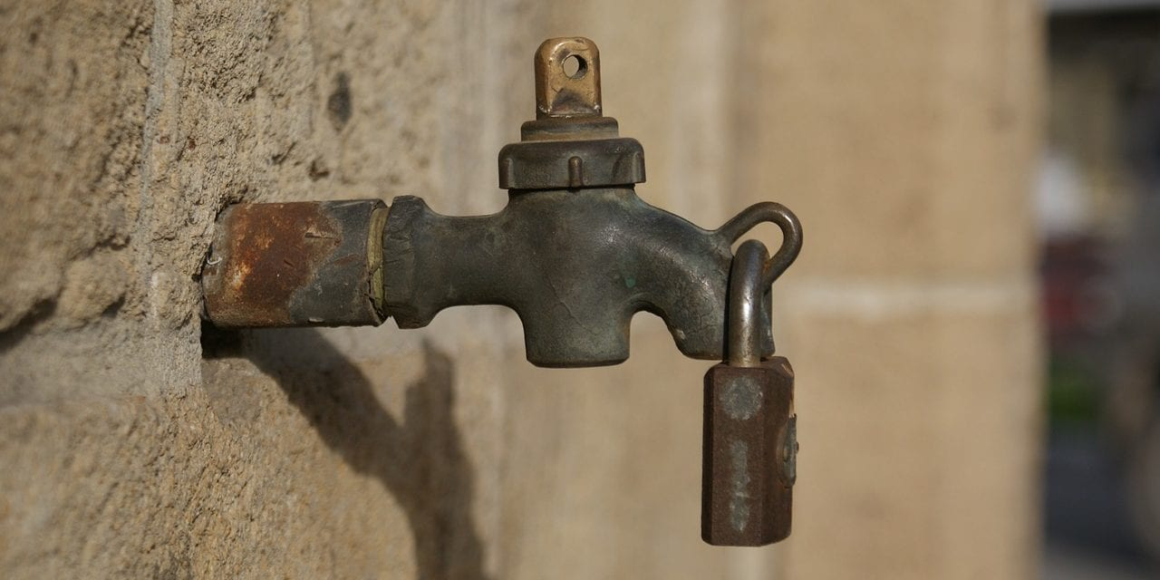 Department opts for water rationing over water cuts