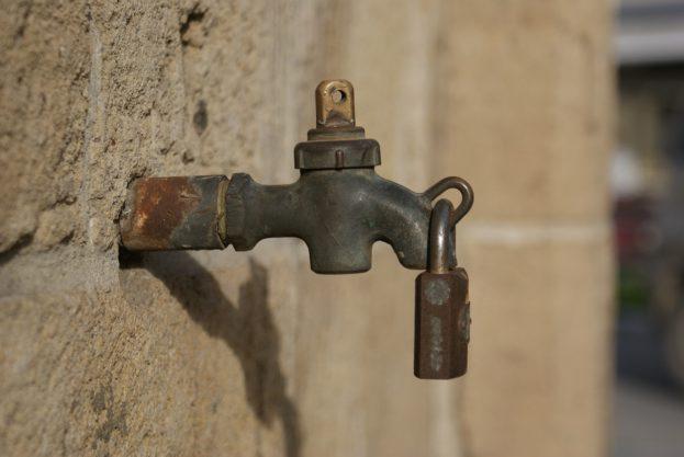 tap locked