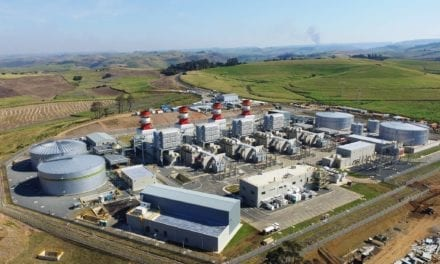 Avon Power Plant officially online