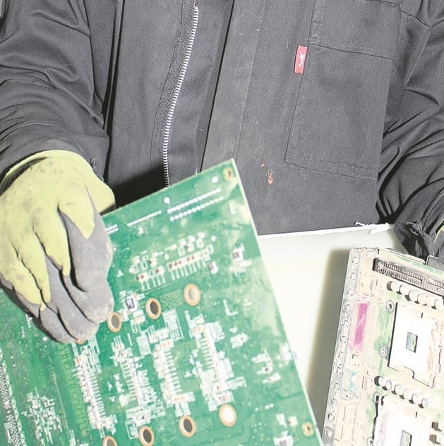 Leading e-waste recycling in the Eastern Cape