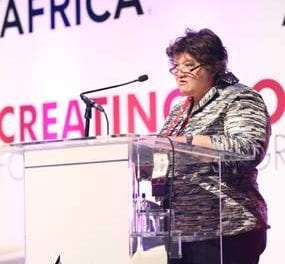 Eskom, Transnet credible borrowers says Lynn Brown