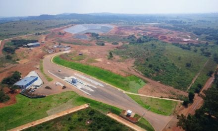 Investment to meet growing waste challenge in South Africa opens in Vlakfontein