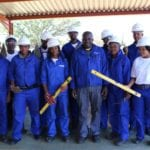 New bricklaying training centre in Gauteng