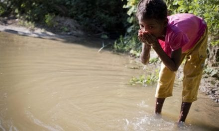 WaterAid calls for action ahead of Olympics