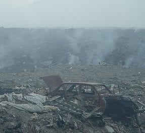 New England landfill fire a reminder to put safety first