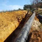 Pioneers in water-loss reduction
