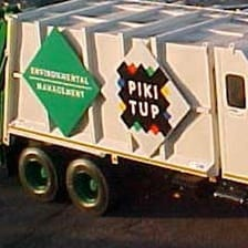 Pikitup and Amanda Nair part company