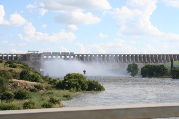 The Vaal Dam. Photo: DWS