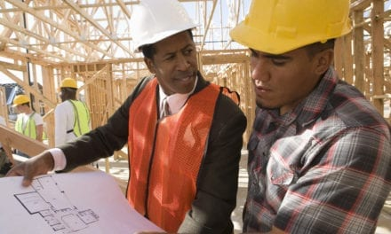 Vital to 'urgently replenish' young professionals in built environment