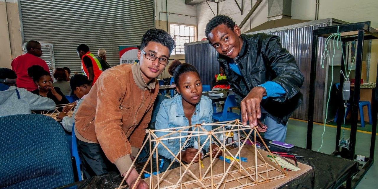 SANRAL helps foster aspiring infrastructure engineers