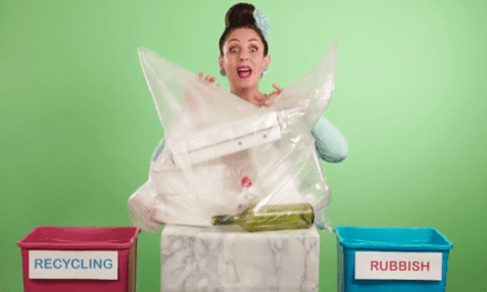 Four easy steps to smarter recycling