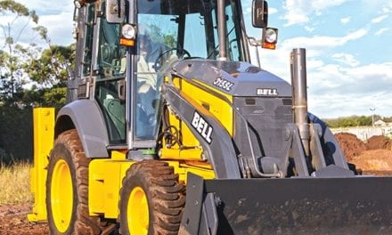 New Bell L-series has features of larger, sophisticated machinery