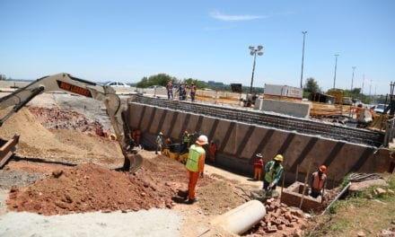 JRA wraps up M1 bridge revamp