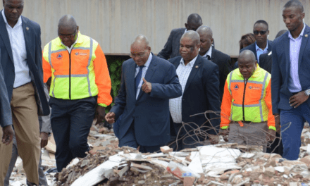 Zuma talks infrastructure upgrade after floods