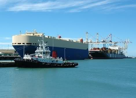 Port of Durban 80% operational