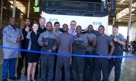 Volvo Trucks opens new dealership in Alrode