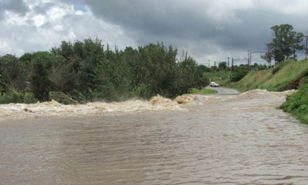 Roads reopened after flash floods in Gauteng